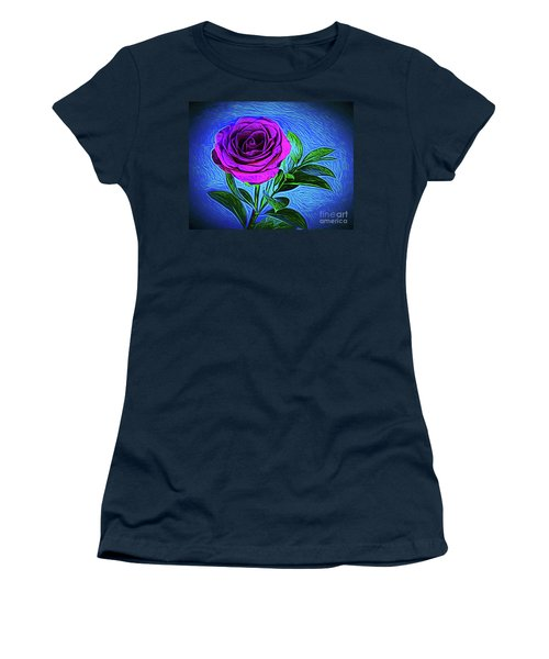 Majesty Love 1718-2 Women's T-Shirt (Athletic Fit)