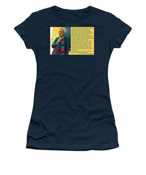 Mama Frances Cress Welsing Women's T-Shirt