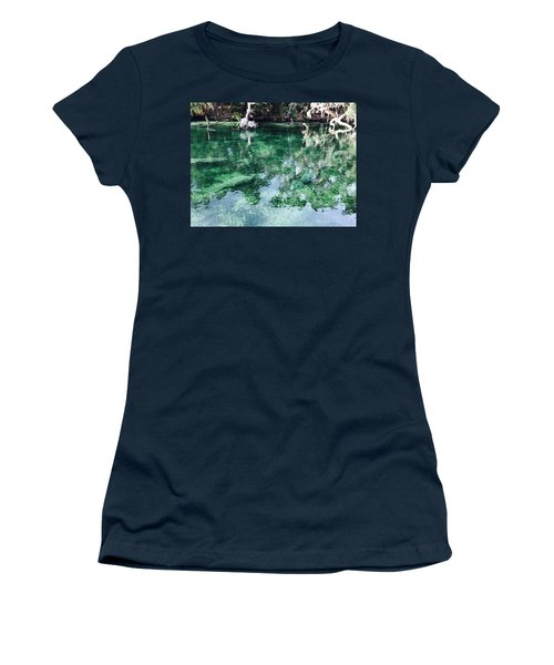 Manatees Women's T-Shirt (Athletic Fit)