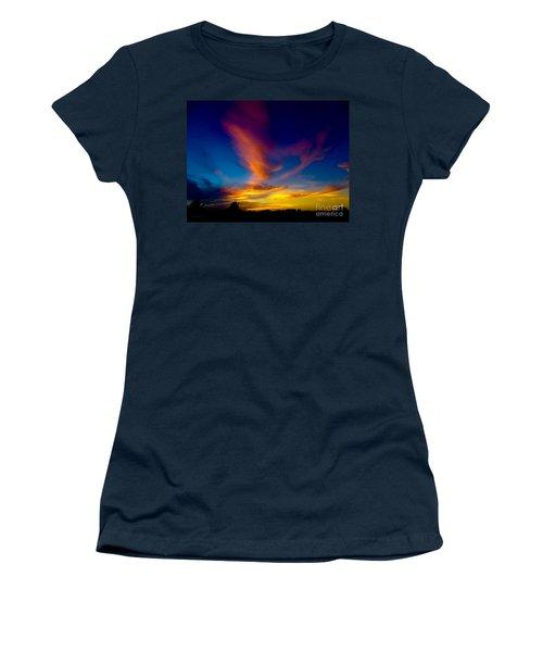 Sunset March 31, 2018 Women's T-Shirt