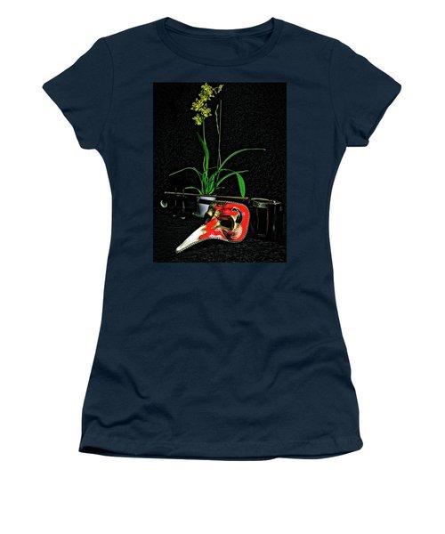 Mask For Pinnochio Women's T-Shirt