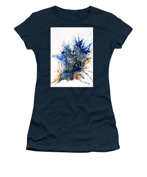 Merging With Shadows Women's T-Shirt