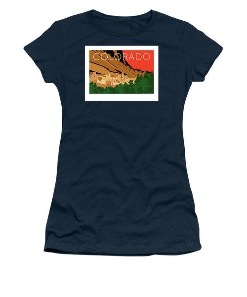 Mesa Verde Orange Women's T-Shirt