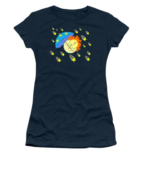 Meteor Shower Women's T-Shirt