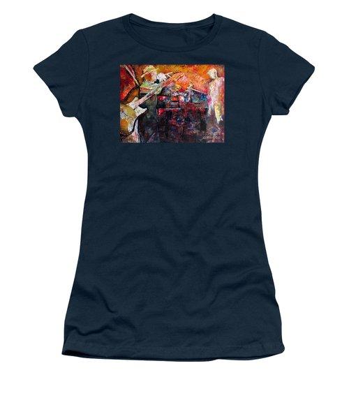 Midnight Ensemble Women's T-Shirt (Athletic Fit)