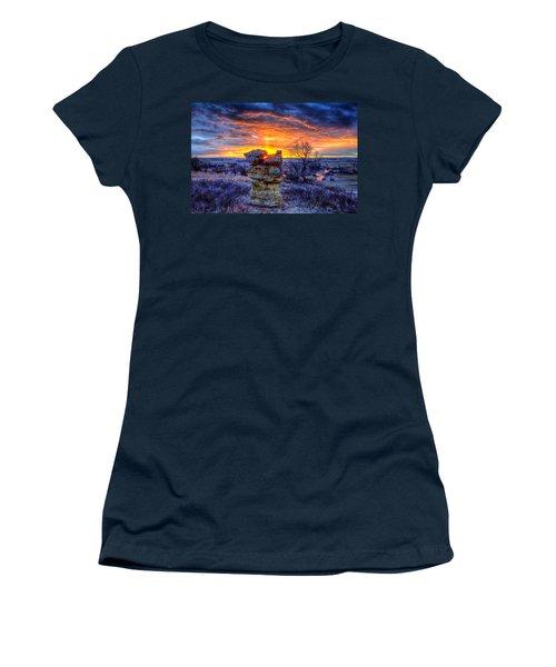 Monolithic Sunrise Women's T-Shirt