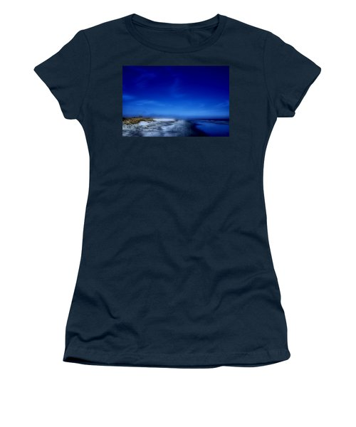Mood Of A Beach Evening - Jersey Shore Women's T-Shirt