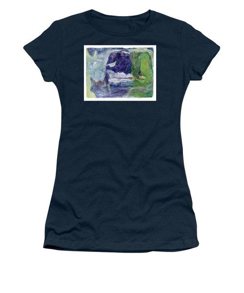 Moonlight Mountain Women's T-Shirt