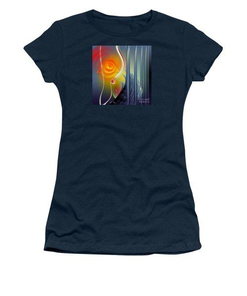 Morning Prayer 2 Women's T-Shirt (Athletic Fit)