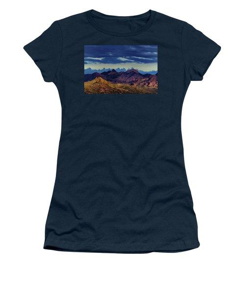 Mountain Shadow Women's T-Shirt
