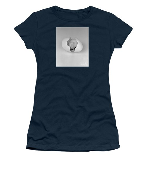 Women's T-Shirt (Junior Cut) featuring the photograph Mouse House by Michael Swanson