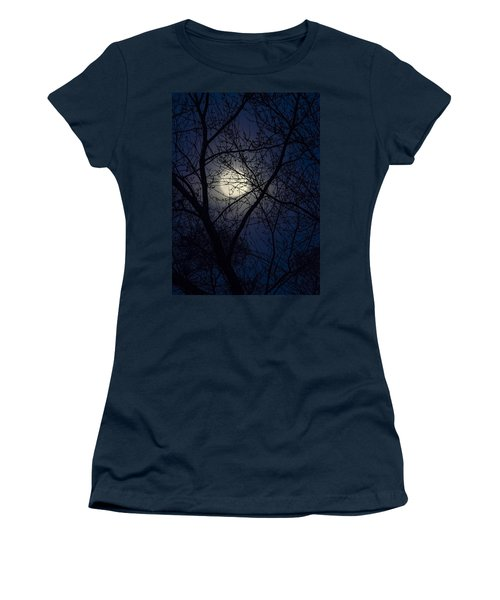 Mystic Moon Women's T-Shirt (Athletic Fit)