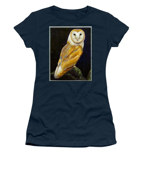 Night Eyes Women's T-Shirt