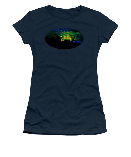 Nightwatch Women's T-Shirt (Athletic Fit)