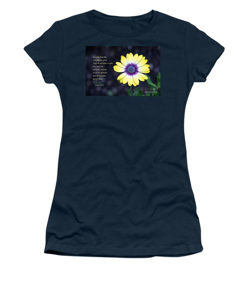 No Worries Women's T-Shirt (Athletic Fit)