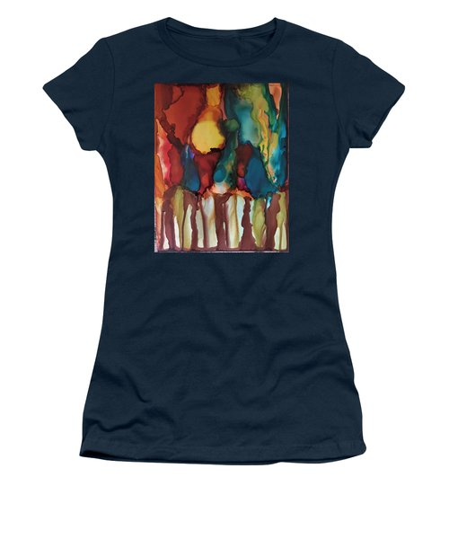 North West Sunset Women's T-Shirt (Athletic Fit)