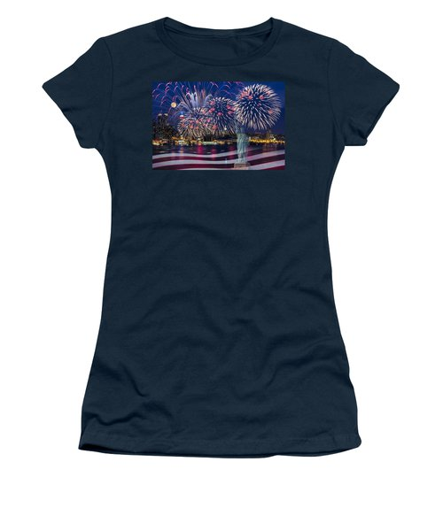 Nyc Fourth Of July Celebration Women's T-Shirt