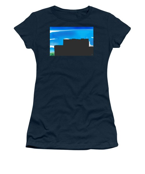 Obstructed View Women's T-Shirt