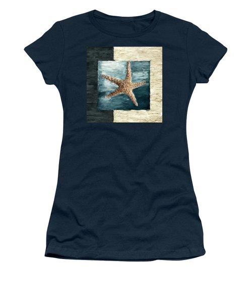 Ocean Gem Women's T-Shirt (Athletic Fit)