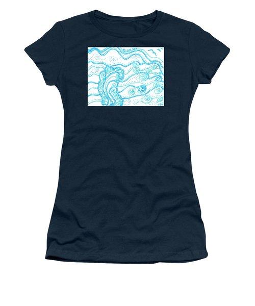 Ocean Waves Women's T-Shirt