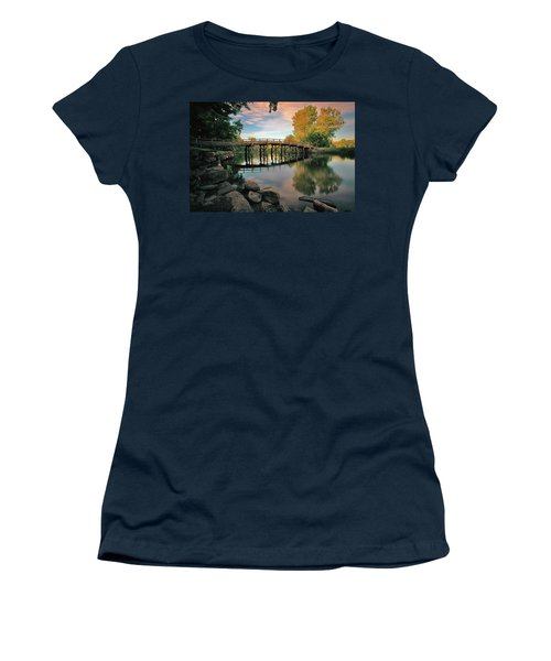 Old North Bridge Women's T-Shirt