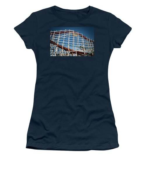 Old Woody Coaster Women's T-Shirt