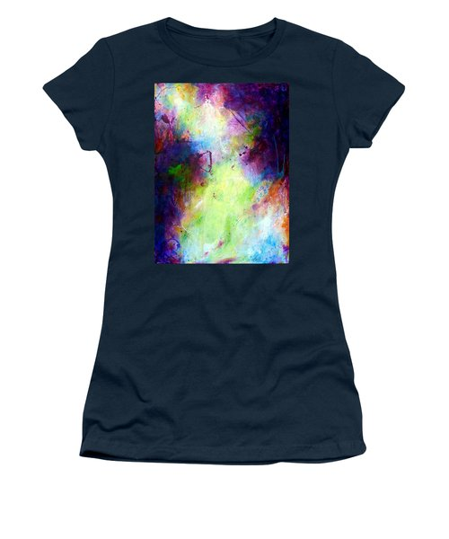 Only Time Will Tell Women's T-Shirt (Junior Cut) by Tracy Bonin