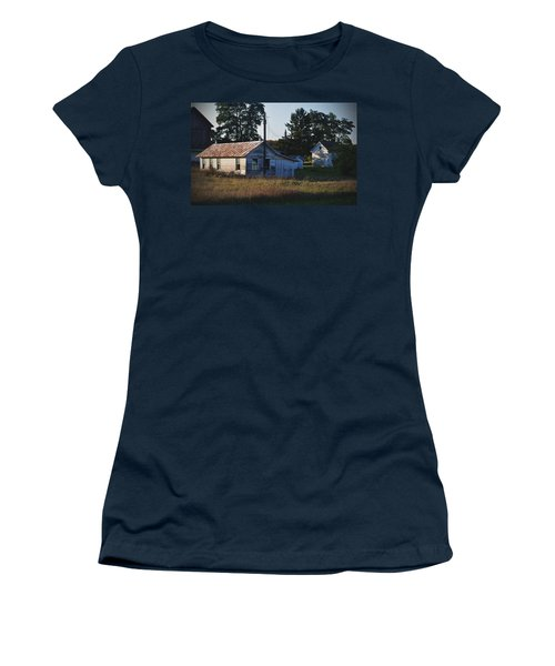 Out Building Women's T-Shirt