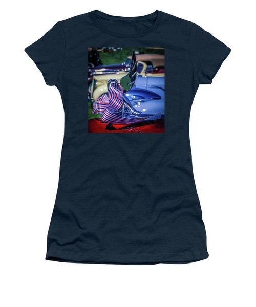 Packard Swan Women's T-Shirt