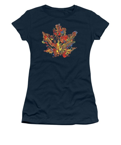 Painted Nature 1 Women's T-Shirt