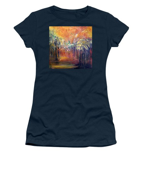 Palm Passage Women's T-Shirt