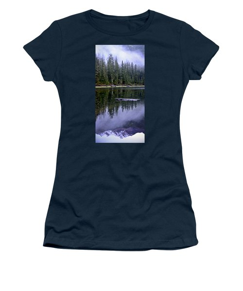 Pamelia Lake Reflection Women's T-Shirt