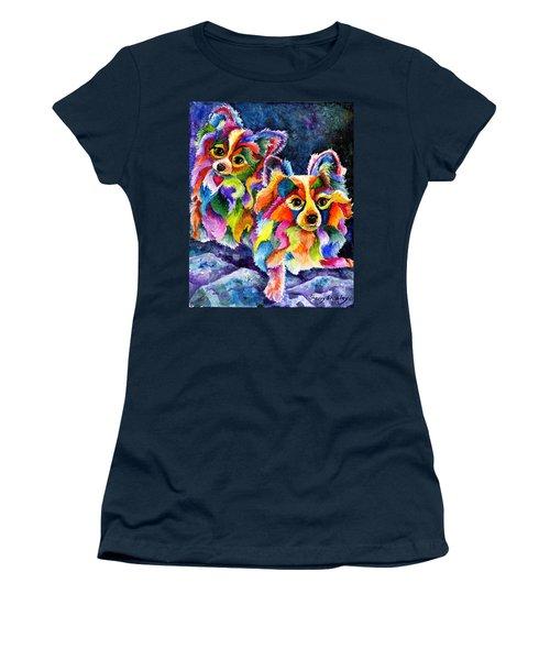 Papillion Pair Women's T-Shirt