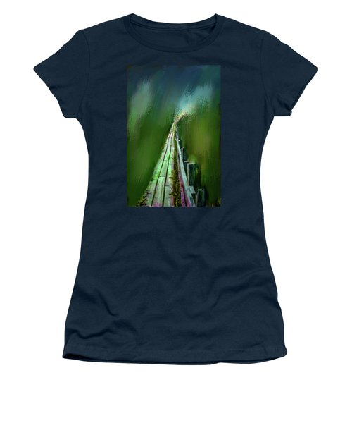 Path To The Unknown #h5 Women's T-Shirt