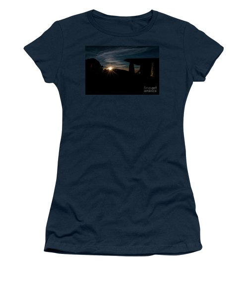 Peaceful Moment II Women's T-Shirt (Athletic Fit)
