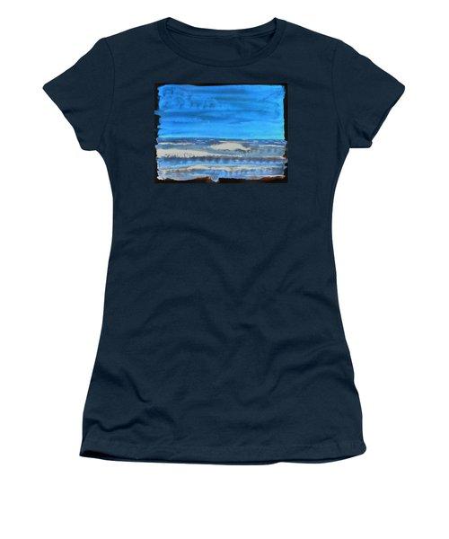 Peau De Mer Women's T-Shirt (Athletic Fit)