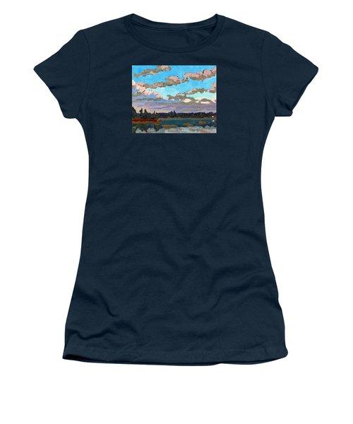 Pensive Clouds Women's T-Shirt