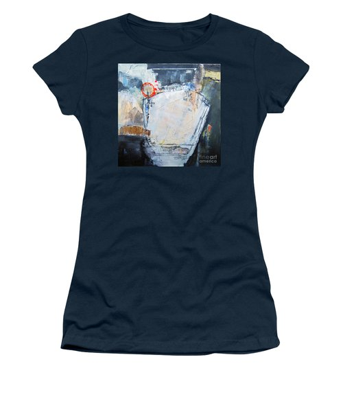 Pentagraphic Women's T-Shirt (Junior Cut) by Ron Stephens