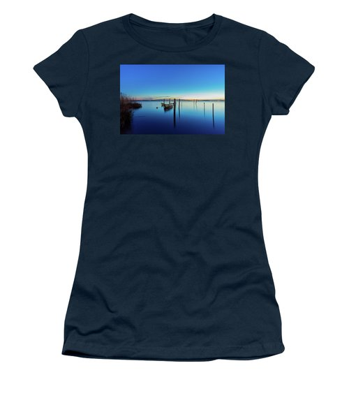 Women's T-Shirt featuring the photograph Perspective by Bruno Rosa
