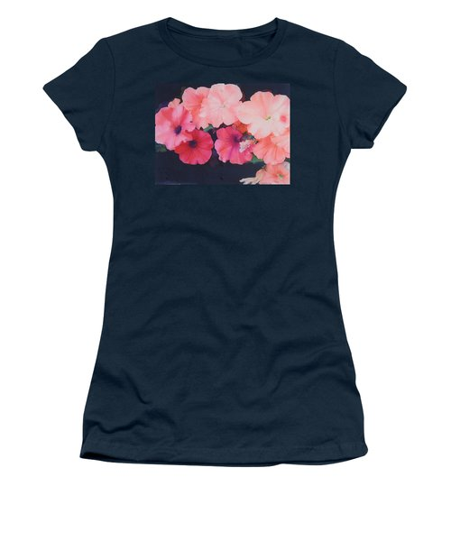 Petunias Women's T-Shirt
