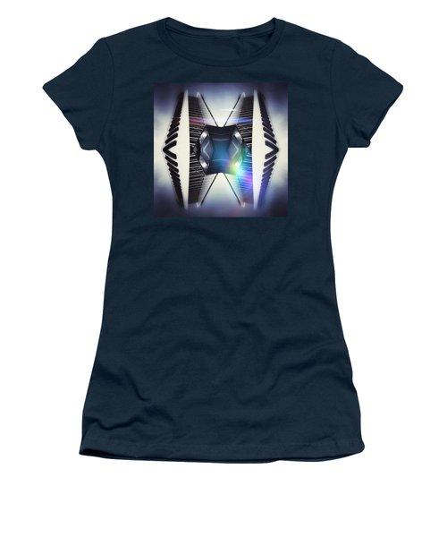 Piano Building Women's T-Shirt
