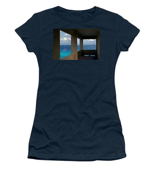 Picture Windows Women's T-Shirt