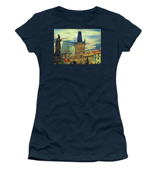 Picturesque - Prague Women's T-Shirt
