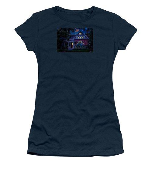 Picutre Window Women's T-Shirt (Junior Cut) by J Griff Griffin