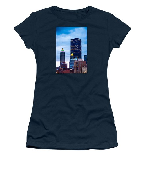 Pittsburgh - 7012 Women's T-Shirt (Junior Cut) by G L Sarti