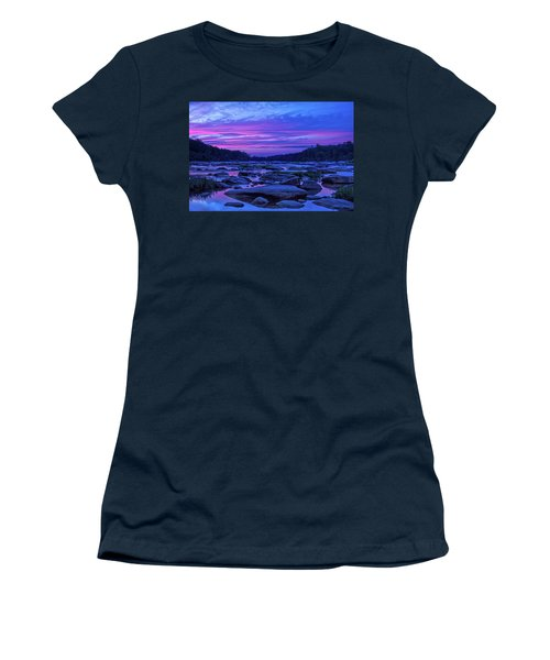 Pony Pasture Sunset Women's T-Shirt
