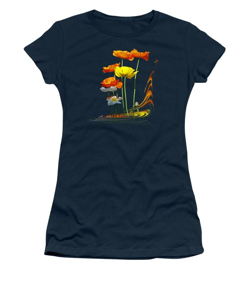 Poppy Pirouette Women's T-Shirt