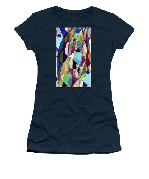 Portrait Of A Friend Women's T-Shirt