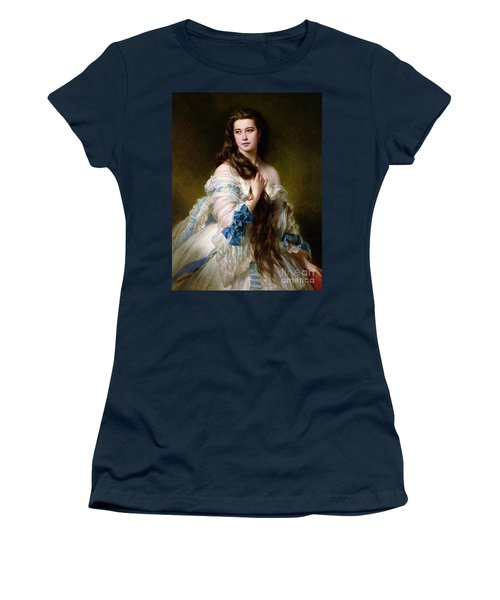 Portrait Of Madame Rimsky Korsakov Women's T-Shirt