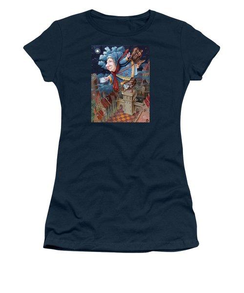 Postwoman Women's T-Shirt (Athletic Fit)